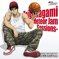 SOLO MINI ALBUM Vol.4 火神大我 - Meteor Jam Sessions -