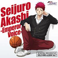 SOLO MINI ALBUM Vol.7 赤司征十郎
