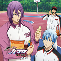 ラジオCD「黒子のバスケ 放送委員会」Vol.4