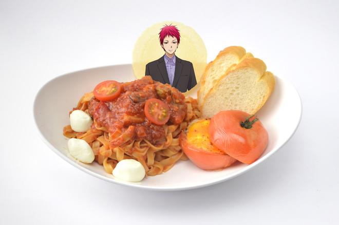 赤司のトマトパスタ&トマトファルシグラタンスペシャルコンボ.jpg