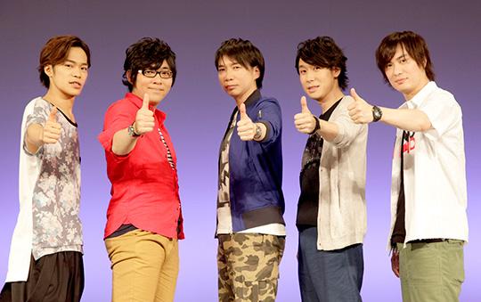 「黒子のバスケ」Blu-ray・DVD&CD発売記念イベント
